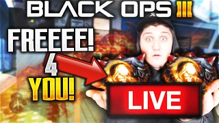 Getting NUCLEARS on YOUR ACCOUNTS for FREE! - Black Ops 3 Nuclears for SUBSCRIBERS!  (BO3 Nuclear