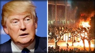 COUNTRY MUSIC LEGEND JUST ISSUED HEAD-TURNING WARNING TO TRUMP PROTESTERS 'THERE WILL BE BLOOD'