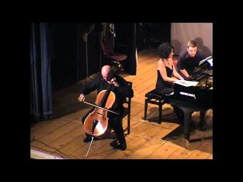 Misha Quint, Cellist, plays Tchaikovsky Pezzo Capriccioso