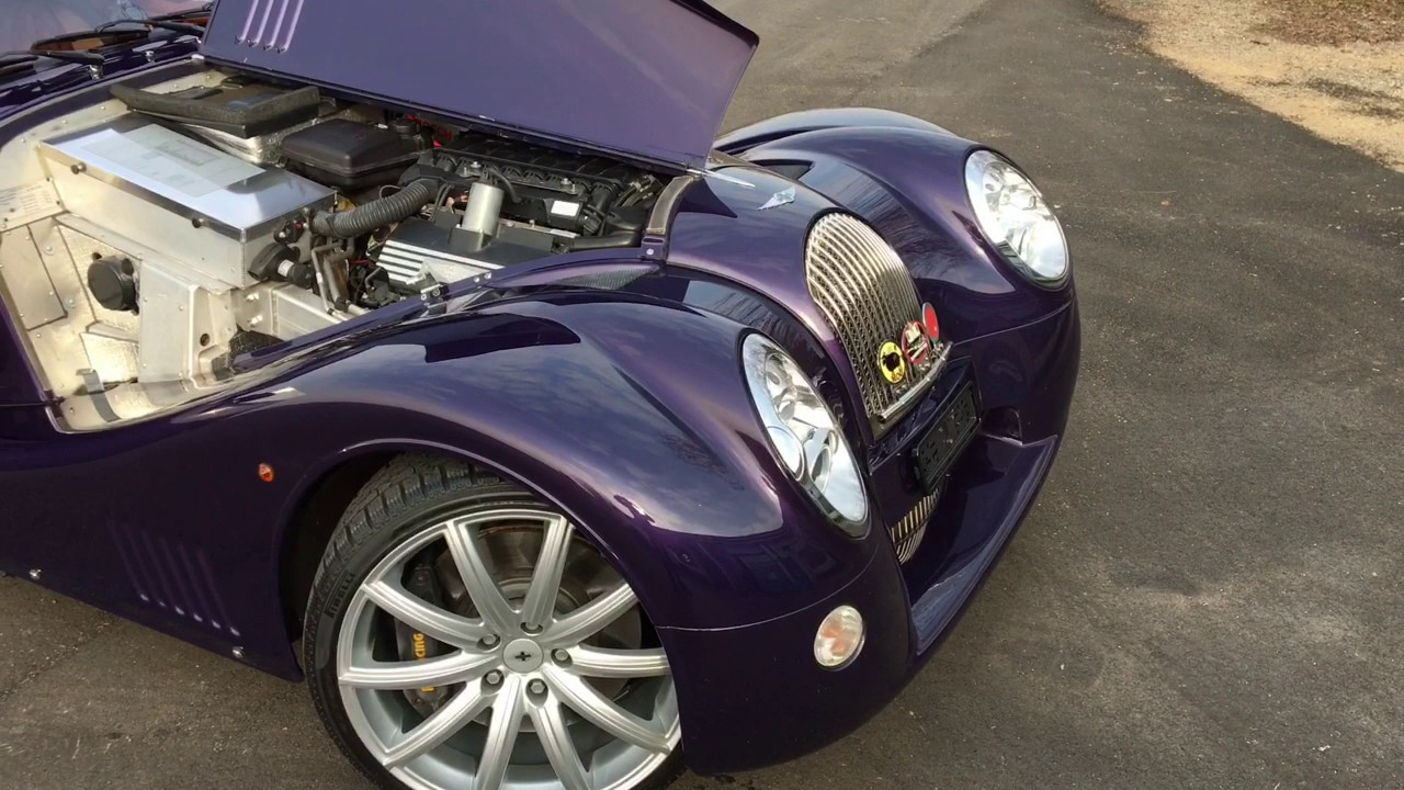 Morgan Aero Supersport...