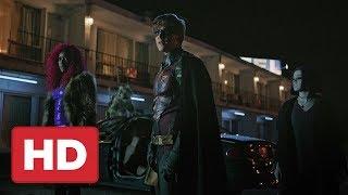 Titans Trailer - Bringing the Team Together