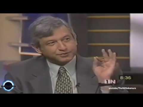 Debate AMLO vs Cevallos [Completo] - López Obrador - Diego Fernandez Cevallos