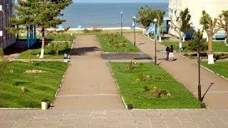 База отдыха Красная гвоздика Приморск Азовское море(Отдых на Азовском море в Приморске на базе отдыха