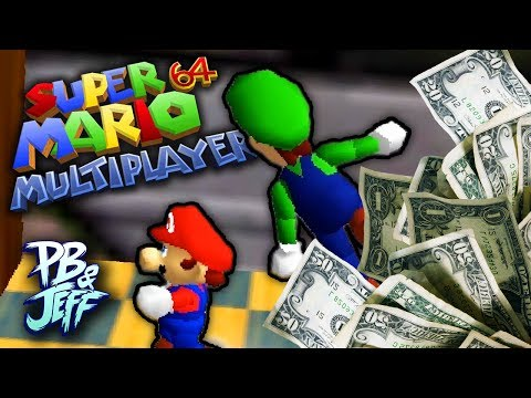 Download Youtube: $100 CHARITY BET! - Mario 64 MULTIPLAYER HACK! (Part 6)