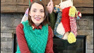Kristy Glass Knits: Christmas Sweater KAL