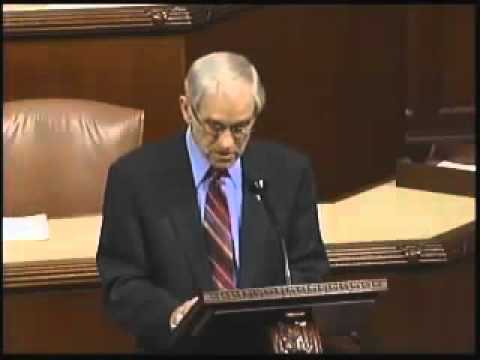 Ron Paul to Congress  Love Liberty, Respect the Rule of Law, Follow the Constitution!.mp4