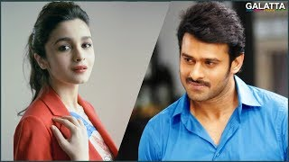 Alia Bhatt is Now Prabhas Huge Fan