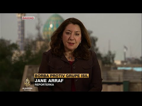 Arraf o ofanzivi na Tikrit