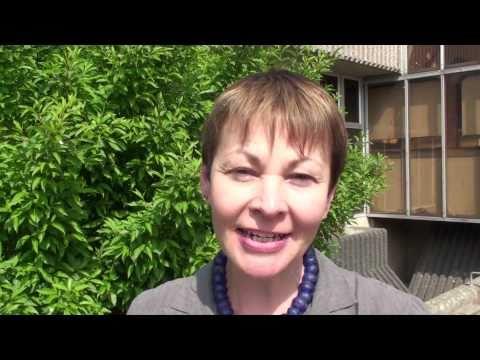 Caroline Lucas on Green historic win