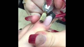 #5 Как быстро сделать коррекцию ногтей