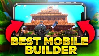 fortnite mobile building guide