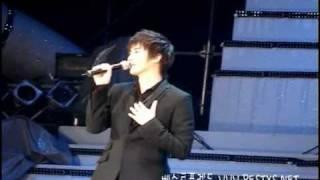 2010年5月22日に韓国で開催された ドリームコンサート SS501 ヨンセンです.