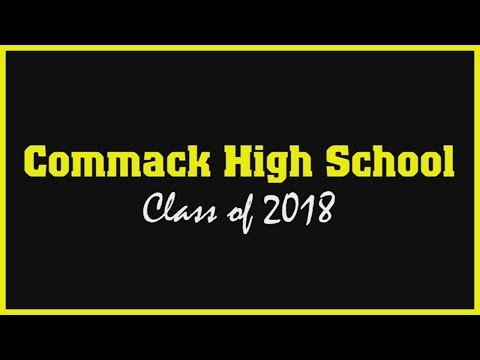 Commack High School Class of 2018 Year in Review