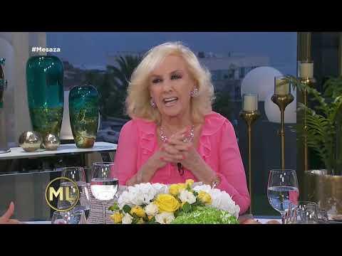 Mirtha Legrand Habló De Los Rumores De Romance De Nacho Viale Y Tini Stoessel