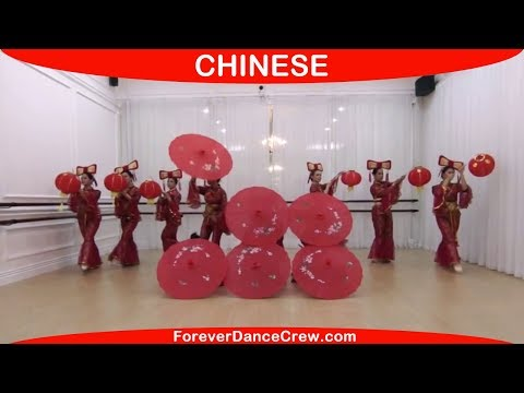 CHINESE DANCE INDONESIA TRADITIONAL MODERN CHINESE DANCE INDONESIA