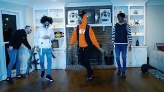 "Ayo & Teo + Hiii Key & GI Joe Jookin | Nav ft. Meek Mill ""Tap"" Official Dance Video"