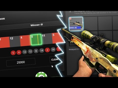 WINNING A DRAGON LORE IN 5 MINUTES?!