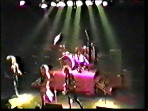 Enuff Z'nuff - Live at the Metro 1988 - Complete Show