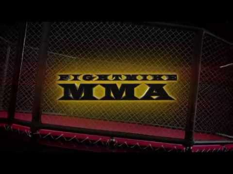 FightMike MMA Opening Video