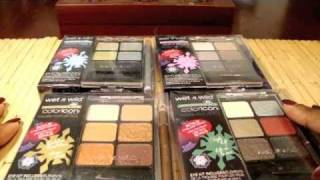 Wet n Wild Holiday Limited Edition Palettes ~ First Impressions Thumbnail