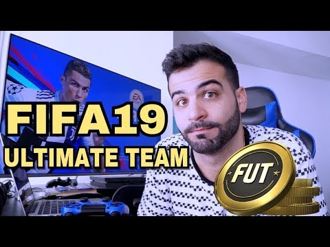 FIFA19 ULTIMATE TEAM / MI PRIMERA VEZ (HiperExcitado Gameplay)