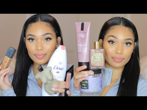 BEST OF BEAUTY 2018 | HOW TO SMELL GOOD| MAKEUP | SKINCARE | BODY CARE | Briana Monique'