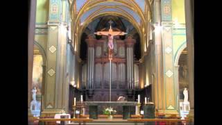 C. Franck: Chorale no. 3 in A minor (M.C. Alain)