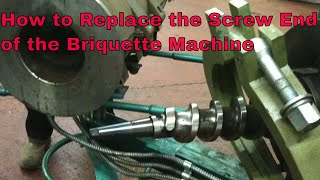 Repeat youtube video Briquette Replacement Screw Parts
