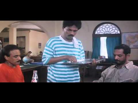 Yeshwant (1997) - Chikne abdul Comedy  scene