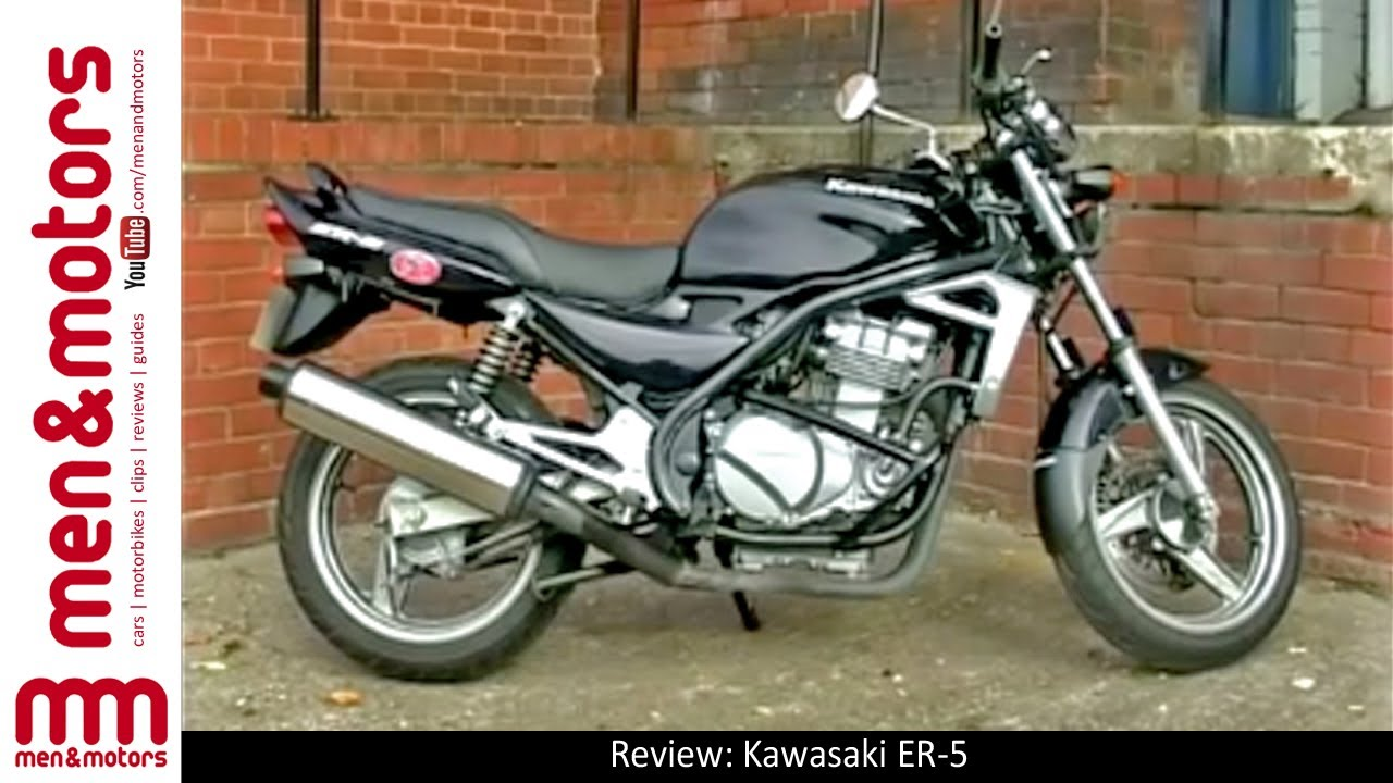 Kawasaki Er 5 Review 2003 Youtube