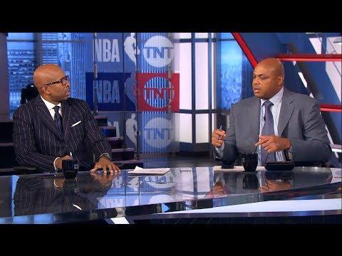 Inside The NBA - Warriors vs Rockets Halftime Report   November 15, 2018