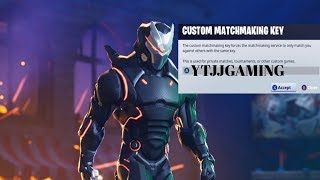 (NA EAST) FORTNITE CUSTOM MATCHMAKING - USE CODE YTJJGAMING - Join Up with your duo - New weapons