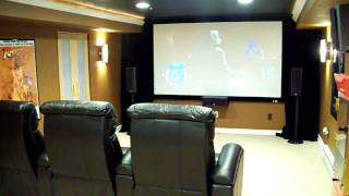 Ervin Family Home Theater