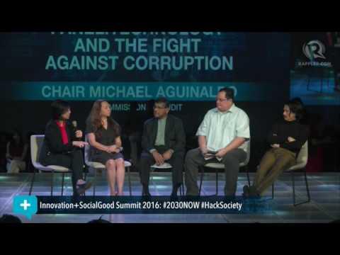 COA Chair Michael Aguinaldo on Citizen Participatory Audit