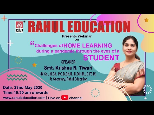 Webinar On Education and Assesment