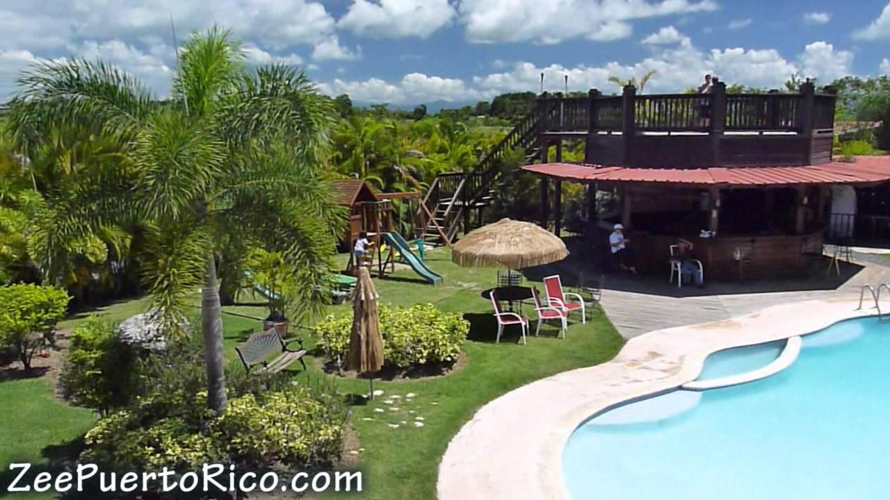 Hacienda el jibarito san sebasti n youtube for Turismo interno p r