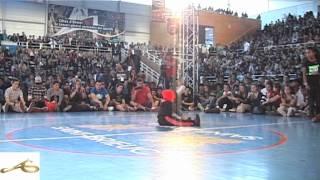 Final Baby Battle Unvsti 2012 B-girl Carlota vs B-girl Terra