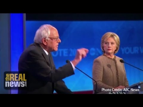 What Influence Does Wall Street Have Over Candidates Clinton and Sanders?