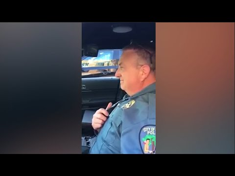Son gives heartwarming retirement send-off to Police Sergeant father