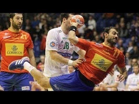 EHF EURO 2014 | SPAIN vs HUNGARY - Preliminary Round (Group B)