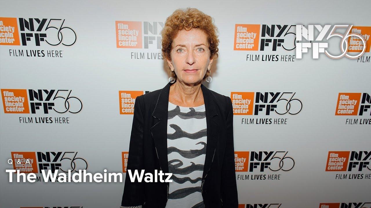'The Waldheim Waltz' Q&A | Ruth Beckermann | NYFF56