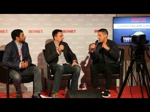 BevNET Live Interview with Theo Rossi, Founder, Ounce Water