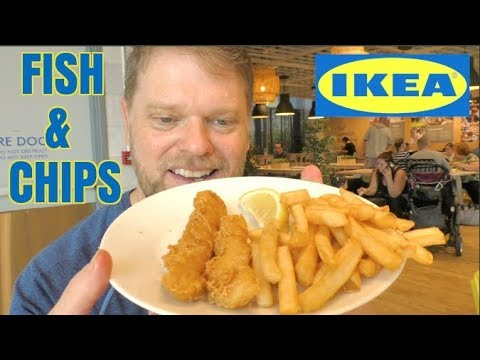 IKEA Fish And Chips Review - Greg's Kitchen