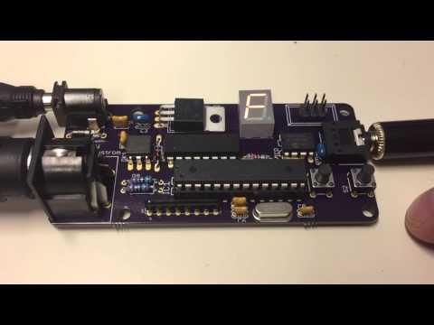 Obscura An Arduino Compatible Midi 8 Bit Chiptune Synt