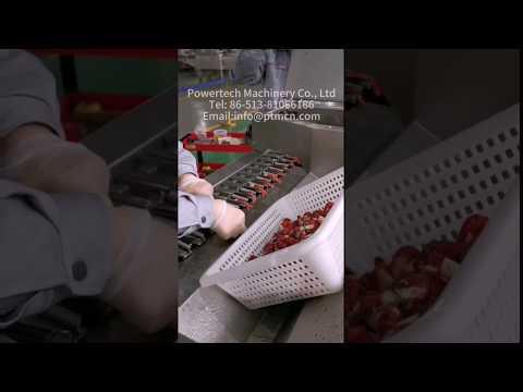 Crayfish Peeling Machine