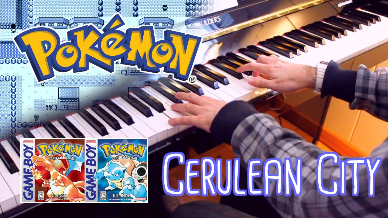 pokemon piano sheet music pdf