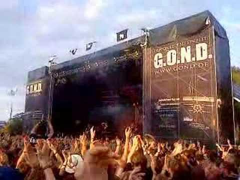 Frei.Wild auf der G.O.N.D. 2008