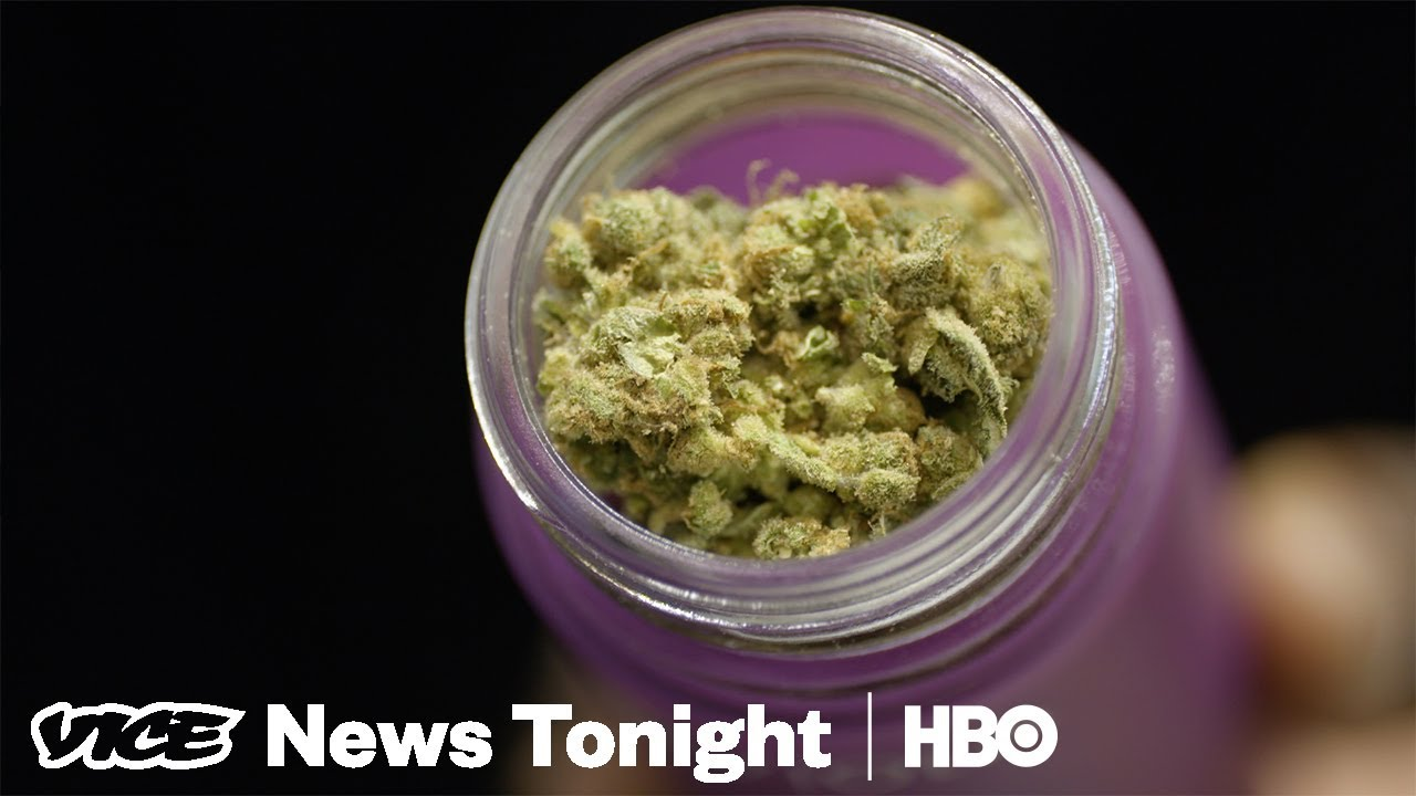 The Generational Divide That Could Kill Legal Weed In New Jersey (HBO)