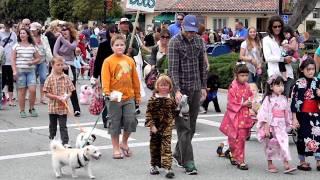 Pacific Grove Pet Parade