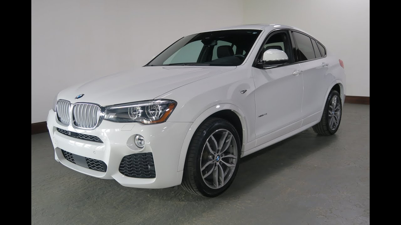 2015 bmw x4 xdrive28i for sale in canton ohio jeff 39 s motorcars youtube. Black Bedroom Furniture Sets. Home Design Ideas